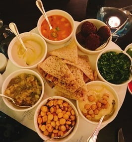 Traditional Jewish Food