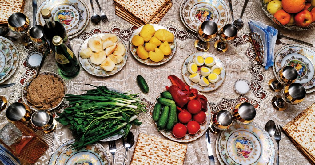 What is the Passover